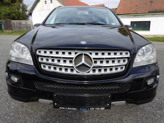 MB-ML 420 CDI -4 MATIC  Sport