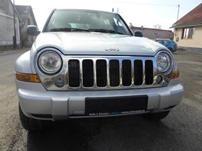 JEEP CHEROKEE 2,8 CRD LIMITED