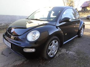 VW NEW BEETLE 1,9 TDI
